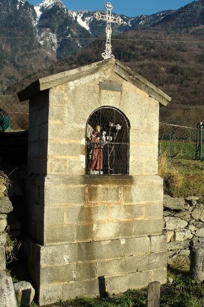 L'oratoire dédié à St Antoine de Padoue ©